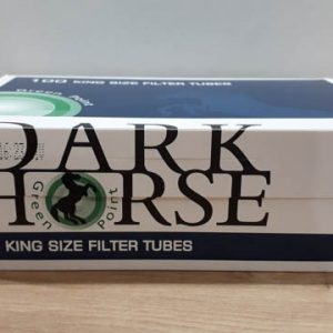 dark horse green 100