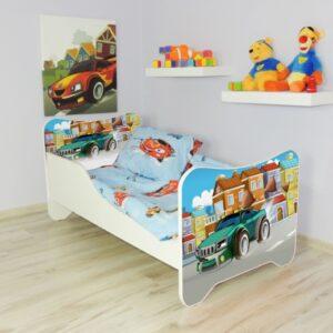 krevet za decu super car