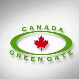 Canada Green Gate