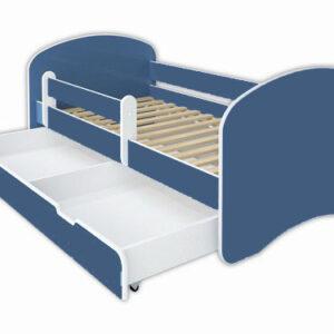 ljubičasti krevet